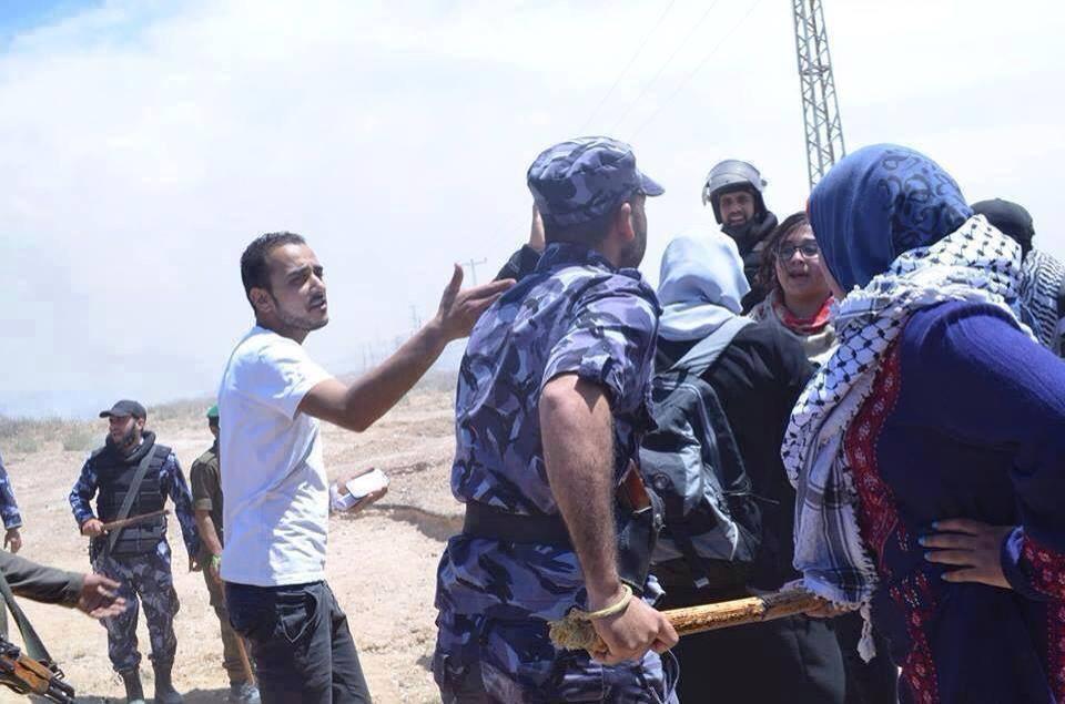 """سلطة عباس تستخدم وفاة """"ابو عين"""" في محاولة رخيصة لجلب التبرعات والتعاطف معها"""