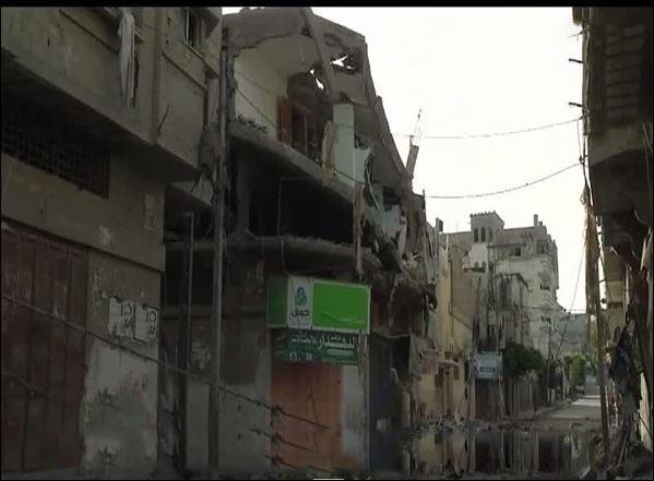 إرهابيو غزة أطلقوا قذيفة صاروخية باتجاه سكان الجنوب الإسرائيلي