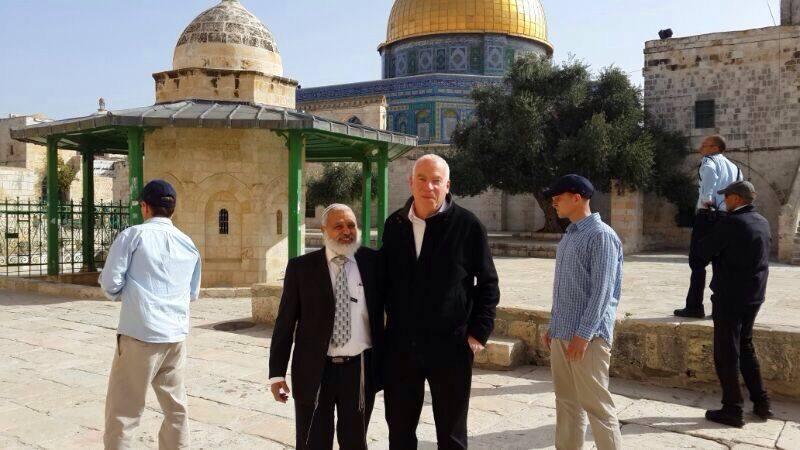 الوزير أريئيل: على الأردن ان لا تتدخل في شؤون إسرائيل الداخلية