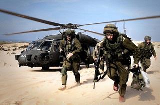 إرهابيون مصريون أطلقوا النار على دورية إسرائيلية واصابة جنديين بجروح