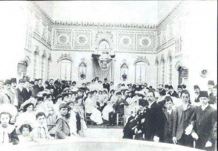 عرس يهود دمشق