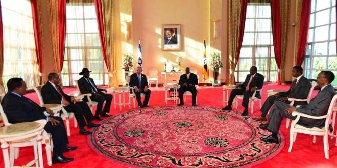 رئيس الوزراء الإسرائيلي بنيمين نتنياهو بزيارة الى افريقيا