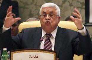 سلطة الفساد لمحمود عباس